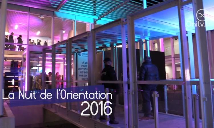 OniTV, la nuit de l'orientation en Nord Isère